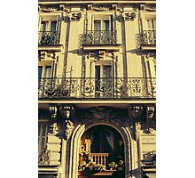 Architecture in Paris Photographic Print