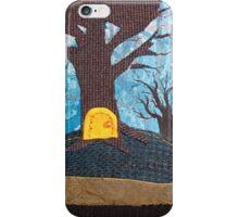 Hideaway in Deming Heights iPhone Case/Skin
