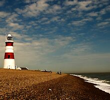 Orford Lighthouse by Hilary Robertshaw