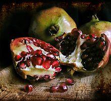 Pomegranates n.2 by Silvia Ganora