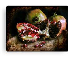 Pomegranates n.2 Canvas Print