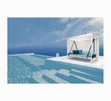 Santorini, Greece One Piece - Long Sleeve