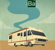breaking bad crystal ship rv by Robert Parkinson