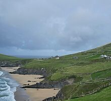 Atlantic Coast, Dingle, Ireland by Hugh Smith