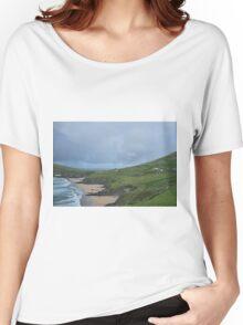 Atlantic Coast, Dingle, Ireland Women's Relaxed Fit T-Shirt