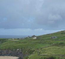 Atlantic Coast, Dingle, Ireland Sticker