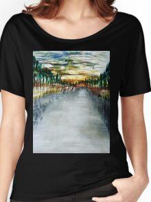 Frozen River Women's Relaxed Fit T-Shirt