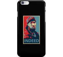 Omar Indeed iPhone Case/Skin
