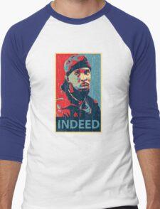 Omar Indeed Men's Baseball ¾ T-Shirt