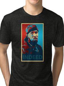 Omar Indeed Tri-blend T-Shirt