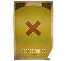 Assassination Rogue - WoW Minimalism Poster