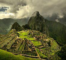 Machu_Pichu by Alex Leiva