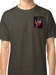 Colorful Hands Classic T-Shirt