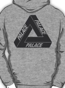 Black Palace Skateboards Tri Ferg Logo T-Shirt