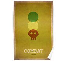 Combat Rogue - WoW Minimalism Poster