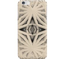 Ancient Calaabachti Filigrane iPhone Case/Skin