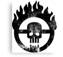 MAD MAX SKULL Canvas Print