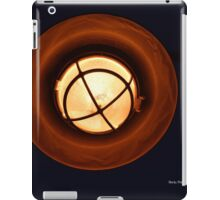 Beach Lamp Detail | Rocky Point, New York iPad Case/Skin