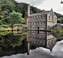 A Cotton Mill by Paul Gibbons