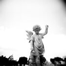Stone Angel by fotoshoota