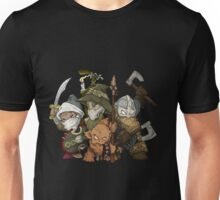 Attack Characters Unisex T-Shirt