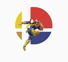 I Main Captain Falcon Unisex T-Shirt