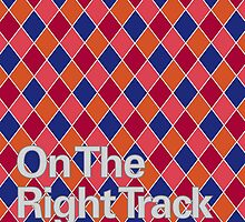 On the Right Track by elderblues