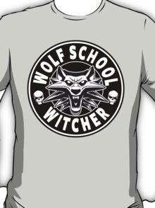 Wolf School - Witcher T-Shirt