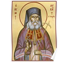 St Luke the Surgeon of Simferopol Poster