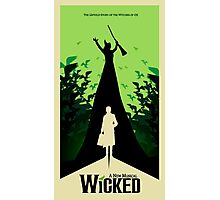 Wicked - Elphaba's Untold Story Photographic Print