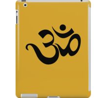 "Yoga ""Om Symbol"" T-Shirt iPad Case/Skin"
