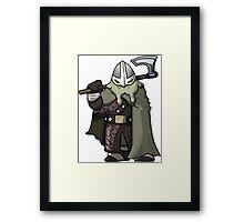 Viking Framed Print