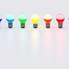Disco Bulbs by Atanas Bozhikov Nasko