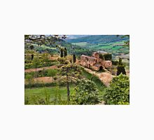 Farm in Orvieto, Italy Unisex T-Shirt