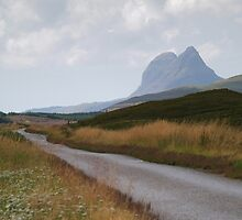 Suilven by WatscapePhoto