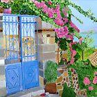 The Blue Gate by Rodney Campbell
