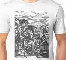 Blessings and Curses Unisex T-Shirt