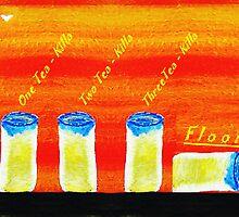 1 Tea-killa..2 Tea-killa by WhiteDove Studio kj gordon