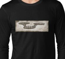 The Enterprise Long Sleeve T-Shirt