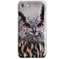 Ho-oh Owl iPhone Case/Skin