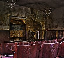 old theater (HDR) by Denis Dittrich