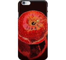 Red Apple 2 iPhone Case/Skin