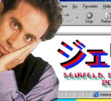 Seinfeld 2000 Sticker