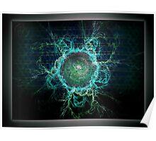 ©DA Magnetic Fields Energy I Poster