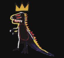 Basquiat Dinosaur Kids Clothes
