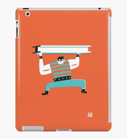 Super I (m) iPad Case/Skin