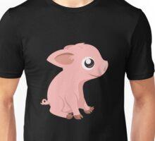 Cute Piglet Unisex T-Shirt