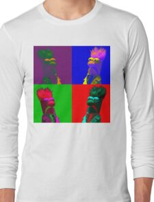Beaker Pop Long Sleeve T-Shirt