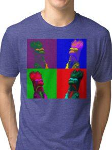 Beaker Pop Tri-blend T-Shirt
