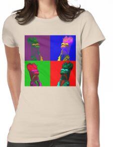 Beaker Pop Womens Fitted T-Shirt